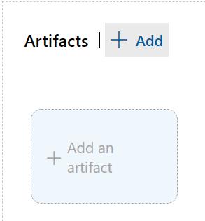 Artifacts 4- Add  Add an  artifact