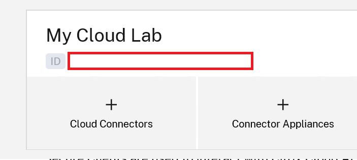 My Cloud Lab  Cloud Connectors  Connector Appliances